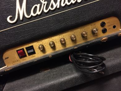 MARSHALL JMP MODEL 2203 HEAD + MODEL 1982A 4X12 CAB 1982