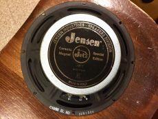 "JENSEN JET ELECTRIC LIGHTNING 50 10"" 2013"