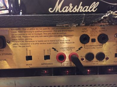 MARSHALL MODEL 6101 30th ANNIVERSARY COMBO 1993