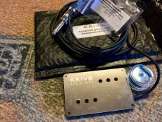 KRIVO PICKUPS RESONATOR HUMBUCKER