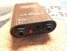 LR BAGGS GIGPRO UNIVERSAL PREAMP