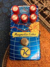 KEELEY MAGNETIC ECHO Oulu