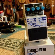 BOSS DD-7 DIGITAL DELAY 2008