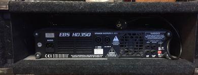 EBS HD350 HEAD W/RACK
