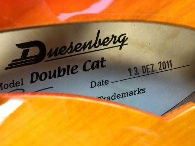 DUESENBERG DOUBLE  CAT 2011