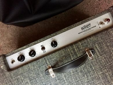 BENSON MONARCH REVERB