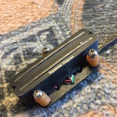 SEYMOUR DUNCAN TELE HOT RAILS BRIDGE