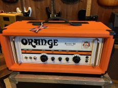ORANGE RETRO 50 CUSTOM SHOPORANGE CUSTOM SHOP RETRO 50ORANGE ROCKERVERB 50 MK II kopio 110798