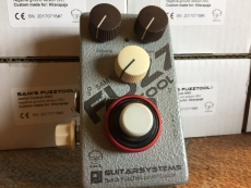 GUITARSYSTEMS SAM´S FUZZTOOL JUNIOR CUSTOM HYBRID MkII