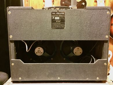VOX AC-10 TWIN COMBO 1964