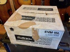 "ELECTRO VOICE EVM-15L 15"""