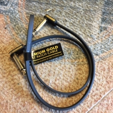 EBS 58CM PREMIUM GOLD PATCH CABLE