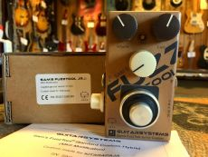 GUITARSYSTEMS SAM´S FUZZTOOL JUNIOR MKII MODIFICATION