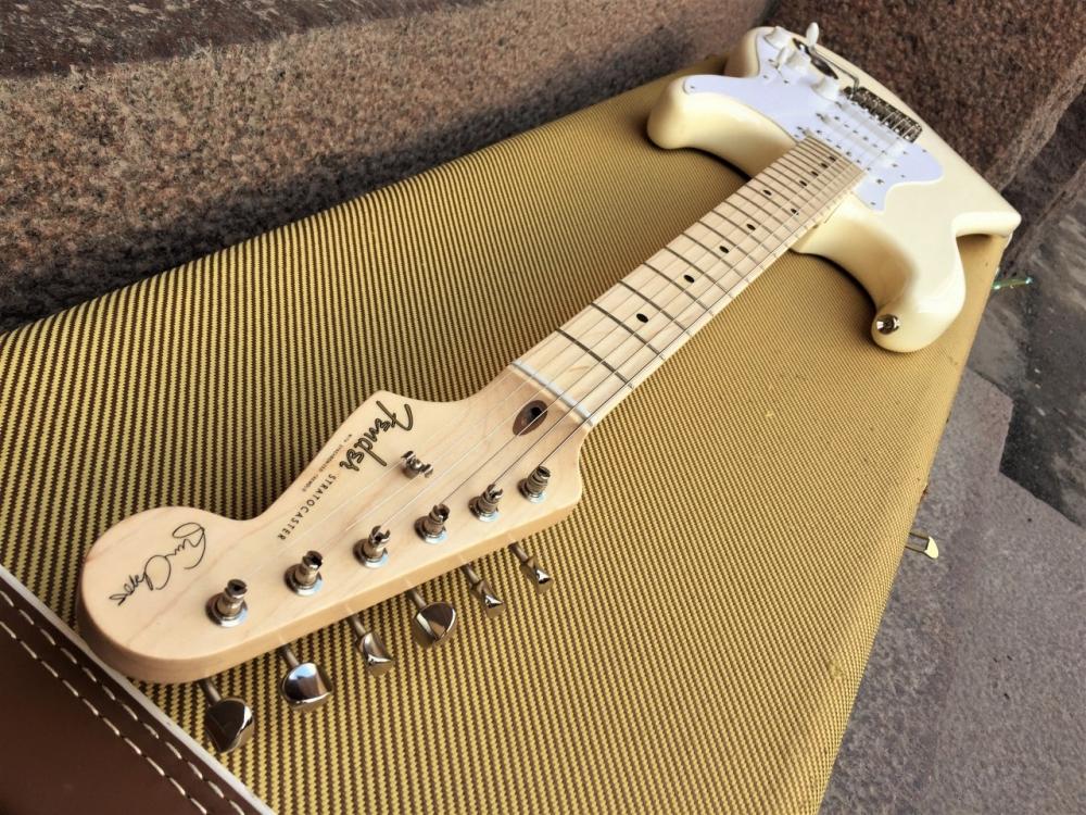 fender eric clapton stratocaster 2012 kitarapaja