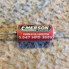 EMERSON CUSTOM 0.047UF 300V PAPER IN OIL TONE CAPACITOR