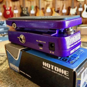 HOTONE VOW/PRESS SIWTCHABLE VOLUME/WAH PEDAL