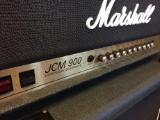 MARSHALL JCM900 HIGH GAIN DUAL REVERB HEAD