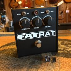 PROCO FAT RAT W/EXTRA IC´S