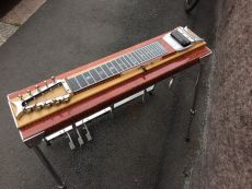 ZB CUSTOM S10 PEDAL STEEL
