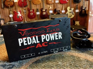 VOODOOLAB PEDAL POWER AC