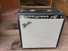 FENDER BASSMAN-AMP 2X10 COMBO