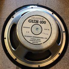 """CELESTION G12H-100 12"""" 1988"""