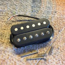 DiMARZIO DP257BK ILLUMINATOR BRIDGE