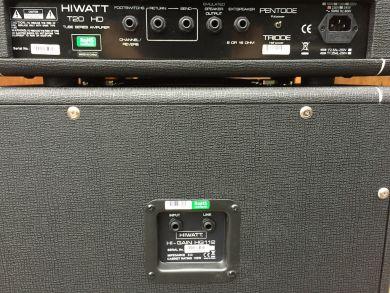 HIWATT T20 HD HEAD + HG112 CABINET