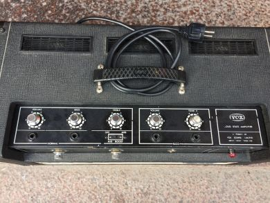 VOX FOUNDATION BASS HEAD, late 60´s