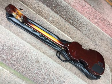ARIA CUSTOM SHOP VB-1 VIOLA BASS FRETLESS 1994
