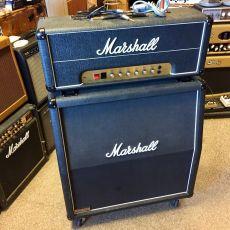 MARSHALL JMP MODEL 2203 HEAD + MODEL 1982A 4X12 CAB 1982