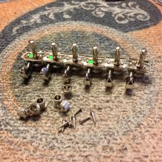 GOTOH MAGNUM LOCKING TUNERS SET