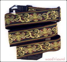 wood'n'sound handmade strap