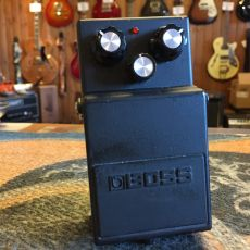 "BOSS DS-1 DISTORTION ""STEALTH MOD"""