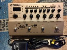 YAMAHA AG-STOMP ACOUSTIC GUITAR PRE-AMPLIFIER