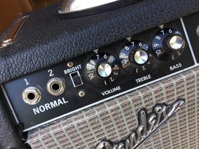 FENDER SUPER REVERB-AMP ´68/´76