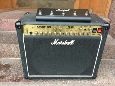 MARSHALL JCM2000 TSL601 1x12 COMBO 2001