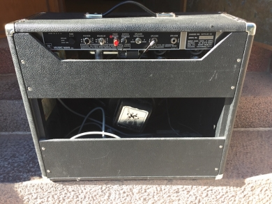 MUSIC MAN 115 SIXTY-FIVE COMBO 1979
