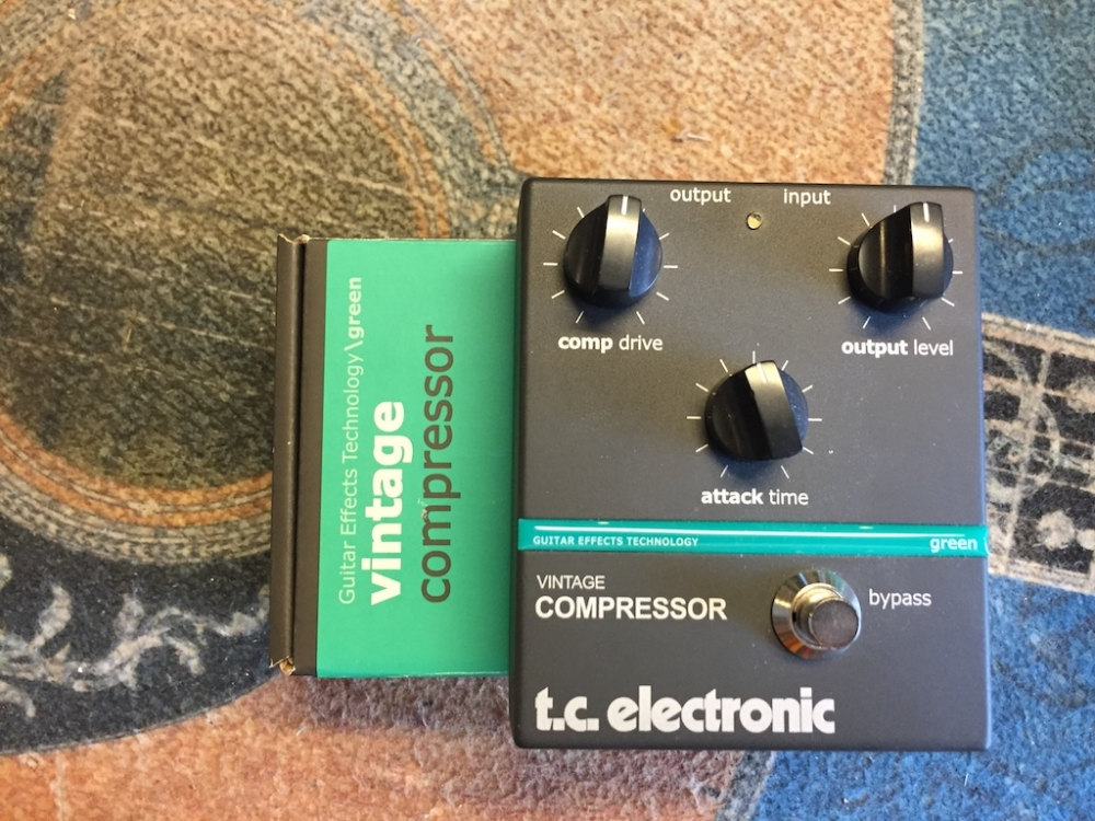 Doubt vintage used compressor something