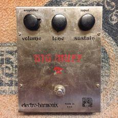 ELECTRO-HARMONIX BIG MUFF RAM´S HEAD