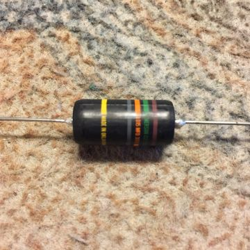 EMERSON CUSTOM BUMBLEBEE 0.015UF 300V PAPER IN OIL TONE CAPACITOR