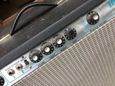 FENDER BASSMAN TEN, late 70´s