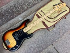 FENDER PRECISION BASS 1981