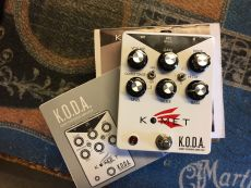 KOMET K.O.D.A OVERDRIVE AMPLIFIER