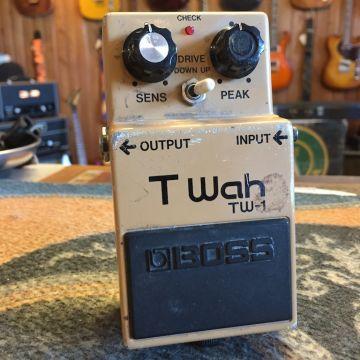 BOSS TW-1 T WAH 1987