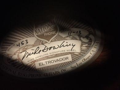 NATIONAL EL TROVADOR 2013