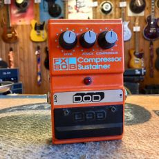 DOD FX80B COMPRESSOR SUSTAINER