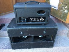 SWART SPACE TONE STEREO HEAD & STEREO 2x12 CABINET 2013