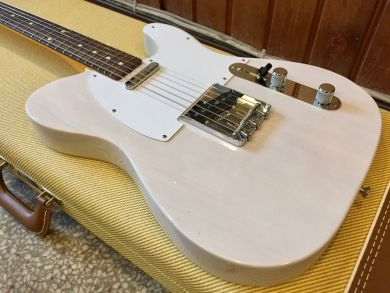 FENDER JIMMY PAGE MIRROR TELECASTER 2019