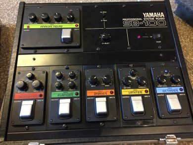 YAMAHA SB-100 PROFESSIONAL SYSTEM BOARD, EARLY 80´S
